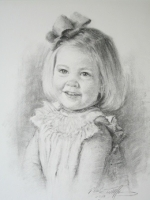Nora – charcoal – 18×22