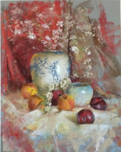 Peaches & Plums 24x30  $2400